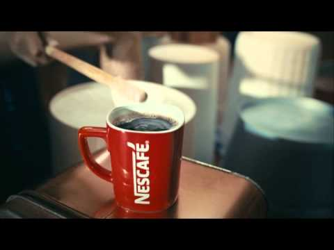 Drummer Girl Starts Making Music | NESCAFÉ CLASSIC Commercial 2015