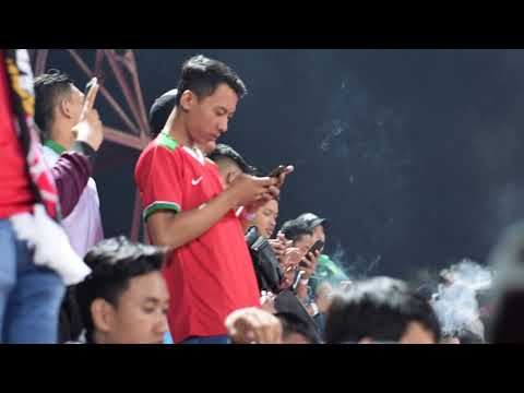 Supporter Indonesia Piala AFF U 19 2018