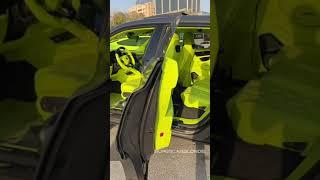 Hottest Lamborghini Urus Interior 🔥 #Shorts