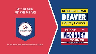 McKinney and Beaver are the only true fiscal conservatives worthy of our endorsement