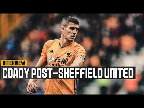 Conor Coady on the Wolves squad's sadness and thoughts for Benik Afobe