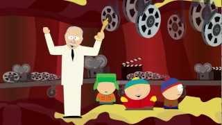 Комедии, фото и видео приколы, Никита Михалков и South Park