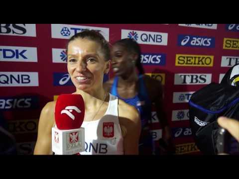 MŚ Doha 2019: Joanna Linkiewicz z minimum na Tokio