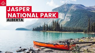 What to see in jasper canada