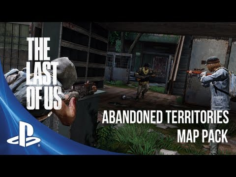 The Last Of Us Game PS PlayStation - The last of us map