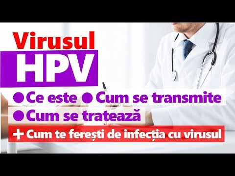 Human papillomavirus prevention treatment