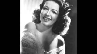 More Than You Know (1946) - Anita Ellis