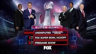 Super Bowl Sunday on FOX