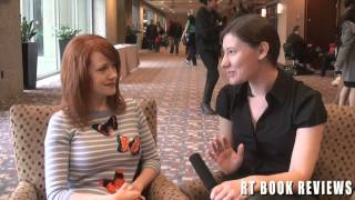 Райчел Мид, Richelle Mead Interview