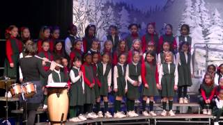 K-2 Winter Concert: All I Want for Christmas is My Two Front Teeth