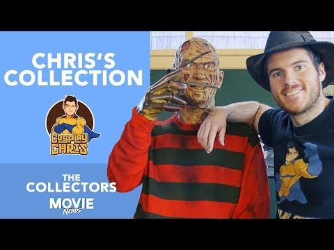 Chris's Collection | ( Ft. Movie Nerd's The Collectors)