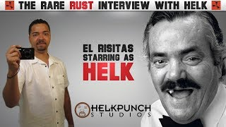 Rust • Rare Interview with Helk (Story of Rust)