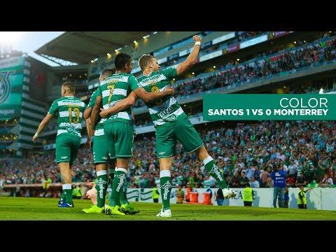COLOR | Santos Laguna vs Monterrey