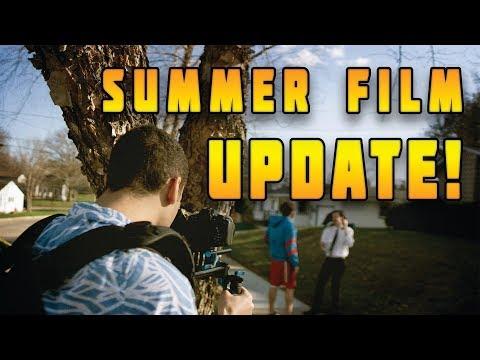 Short Film Update & Future Content!
