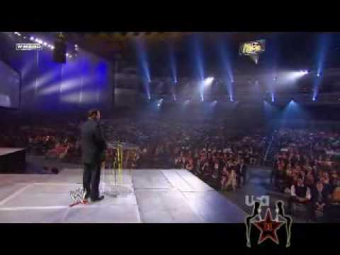 WWE Hall Of Fame 2010 Induction Ceremony Part 1
