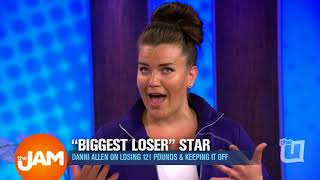 Biggest Loser Star In Studio