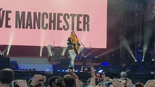Justin Bieber   Love Yourself (One Love Manchester)