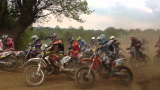 preview picture of video 'mario59600 motocross avesnes sur helpe 20 mai 2012 Sabry Gembala MX1'