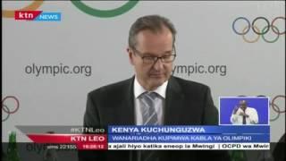 IOC kuipiga darubini Kenya dhidi ya utumiaji wa dawa za kuongeza nguvu