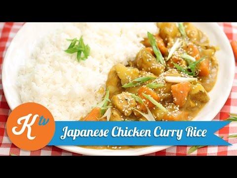 Video Resep Nasi Kari Ayam Ala Jepang   ANTONIUS HALIM