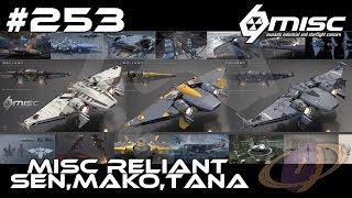 Star Citizen #253 Misc Reliant Varianten - Flightready [Deutsch]