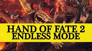 Hand of Fate 2 Gameplay (Endless Mode - Stream VOD)