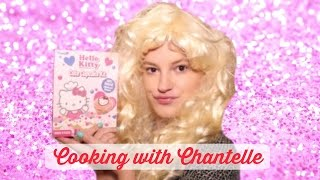 Cooking With Chantelle: Hello Kitty Cupcakes