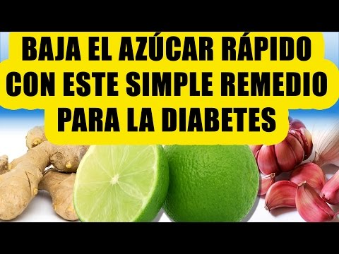 Una cura para la diabetes, etc.