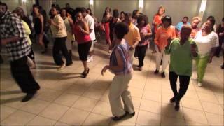 Just Like Summertime Instructional Line Dance
