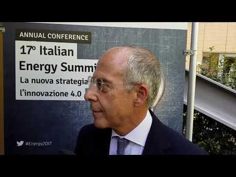 Francesco Starace, ad Enel: l'auto elettrica cresce e crescerà in fretta