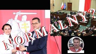 Dr Z. Kekuś (PPP 302) – Jak Morawiecki z Cichanouską Łukaszence, tak ten Polakom na Białorusi