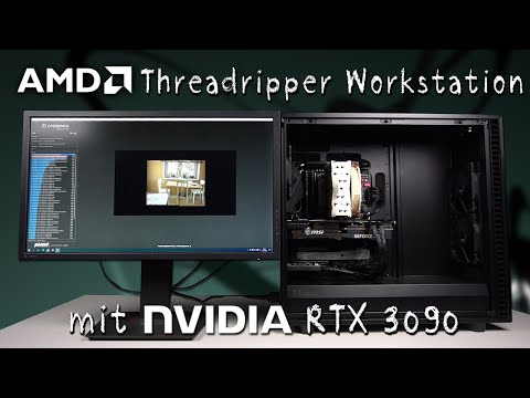 AMD Threadripper System