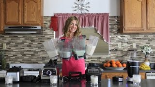 Best Blender Milk Substitute Milk Recipes - Blendtec Vs Vitamix - Nutribullet Vs Ninja Blenders