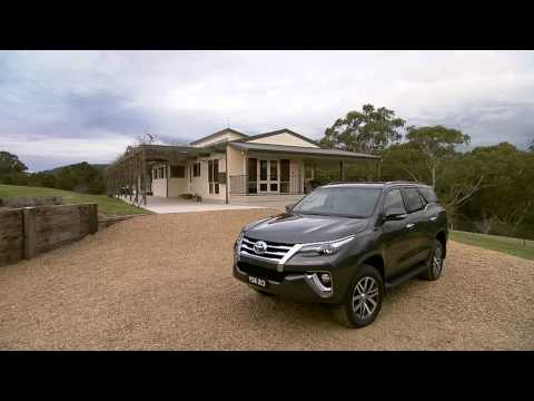 Toyota Fortuner - Could this be the next novated lease top seller?