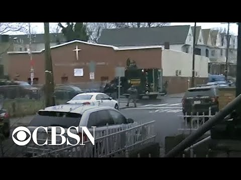 Multiple people killed in Jersey City shootout