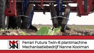 Ferrari Futura Twin-8 | Mechanisatiebedrijf Nanne Kooiman