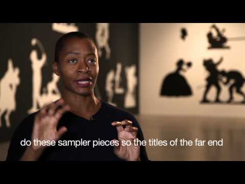 KARA WALKER AT THE MAC