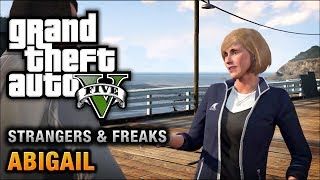 GTA 5 - Abigail / Submarine Pieces Location Guide [Strangers and Freaks]