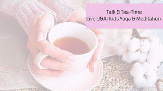 Talk & Tea-Time with Laura & Laura-Lois
