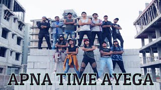 APNA TIME AYEGA|GULLY BOY|RANVEER SINGH,DIVINE,DUB SHARMA|FT.TEAM HIP HOP INDIANS
