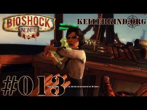 Bioshock Infinite [HD|60FPS] #013 - Das Aerodrome ★ Let's Play Bioshock Infinite