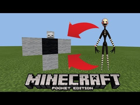 How To Make a Saw Spawner in Minecraft Pocket Edition