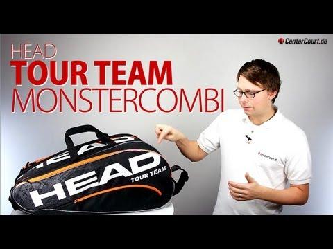 HEAD Tour Team Monstercombi Tennisbag