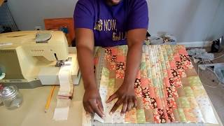 Quilting Made Easy: Baby Bargello Quilt!