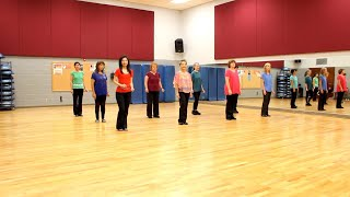 Lonely For You Only - Line Dance (Dance & Teach in English & 中文)