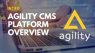 Agility CMS video