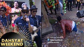Penampilan Tipe X 'Genit' Bikin Anwar & Dede Lompat Kekolam [Dahsyat] [6 Feb 2016]
