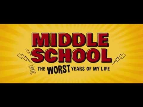Commercial for Middle School: The Worst Years of My Life (2016) (Television Commercial)