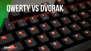 QWERTY vs DVORAK