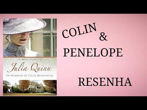 Os Segredos de Colin Bridgerton - Julia Quinn vol 4